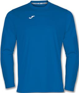 Joma Combi Long Sleeve Polyester Training Shirt. Printing is available for this item.