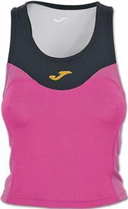 Joma Free Woman Sleeveless Workout Crop Top