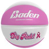 Baden NBCF Contender Pink Ribbon Basketball
