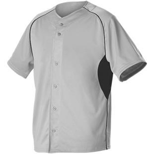 pretty nice 8623c 751e3 Full Button Baseball Jerseys | Epic Sports