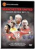 SLS Manchester United Season Review 2011/12 DVD