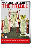 Soccer Learning Systems MUFC The Treble Soccer DVD
