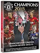 SLS Manchester United Champions 2013 Soccer DVD