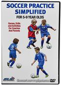 Soccer Learning Systems Practice Simplified DVD