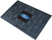 Fan Mats Ford Oval Medallion Door Mat