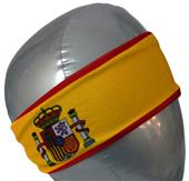 Svforza Spain Country Flag Headbands