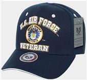 Rapid Dominance Veteran Military Air Force Cap