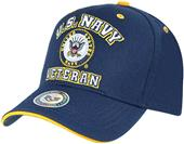 Rapid Dominance Veteran Military Navy Cap