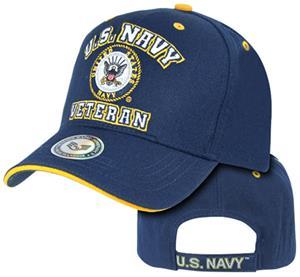 Rapid Dominance Veteran Military Navy Cap