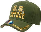 Rapid Dominance Law Enforcement Border Patrol Cap