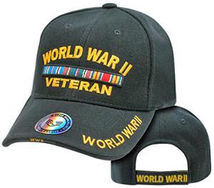 Rapid Dominance World War II Vet Military Cap