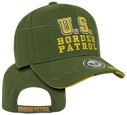 b6aae2ce Shadow Law Enforcement Border Patrol Cap   Epic Sports