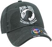 Rapid Dominance Shadow POW-MIA Military Cap