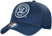 Rapid Dominance Air Mesh Navy Military Cap