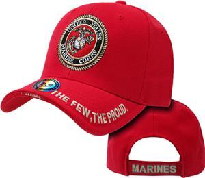 The Legend Marines Logo Military Cap