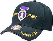 The Legend Purple Heart Military Cap