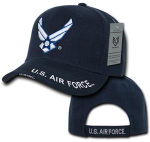 The Legend Air Force Wing Military Cap