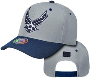 Rapid Dominance Workout Air Force Military Cap