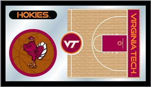 Holland Virginia Tech University Basketball Mirror