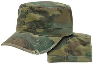 Rapid Dominance Vintage BDU Fatigue Cotton Cap