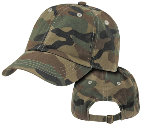 cf48791f Rapid Dominance Camo Vintage Polo Caps | Epic Sports