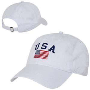 Rapid Dominance Polo Style USA Caps
