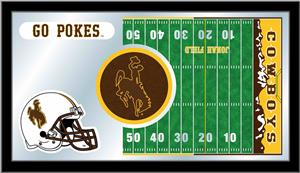 Holland University of Wyoming Football Mirror