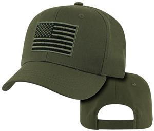 Rapid Dominance Embroidered USA Operator's Caps