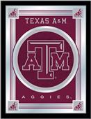 Holland Texas A&M University Logo Mirror