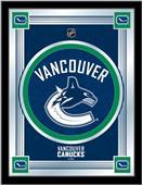 Holland NHL Vancouver Canucks Logo Mirror