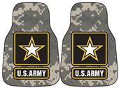 Fan Mats US Army Carpet Car Mats (set)