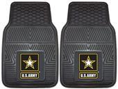 Fan Mats US Army Heavy Duty Car Mats (set)