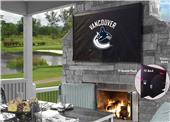 Holland NHL Vancouver Canucks TV Cover