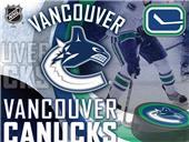 Holland NHL Vancouver Canucks Printed Canvas Art