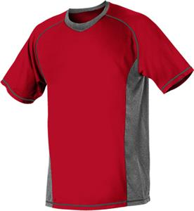 Adult & Youth Wicking Raglan Short Sleeve Cooling T Shirts. Printing is available for this item.