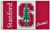 BSI NCAA Stanford 3' x 5' Flag w/Grommets