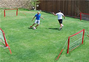 2f47df04dfc Soccer Innovations Sling Shot Rebounder - Soccer Equipment and Gear