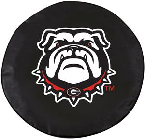 Holland Univ of Georgia Bulldog Logo Tire Cover. Free shipping.  Some exclusions apply.