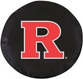 Holland Rutgers Scarlet Knights Tire Cover