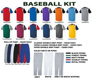 19e9d9ee998 High 5 Wildcard Custom Baseball Jersey Uniform Kits - Baseball ...