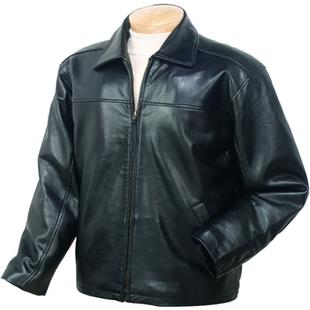 Burk's Bay Adult Lamb Driving Leather Jacket