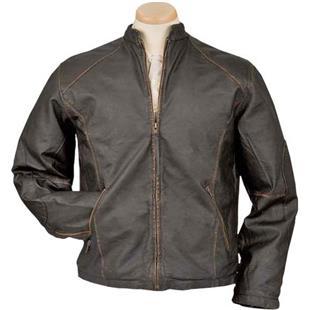 Burk's Bay Mens Retro Jacket w/Vintage Napa Finish
