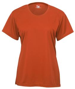 Girls Lite-Weight Wicking Short Sleeve Tee Shirt -  CO. Printing is available for this item.