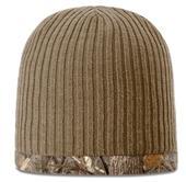 Richardson Reversible Knit Fleece Hunting Beanies