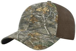 Richardson 855 Airmesh R-Flex Camo Caps