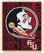 "NCAA Florida State Double Play 48"" x 60"" Throw"