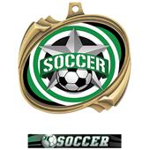 Hasty Soccer All-Star Insert Hurricane Medals