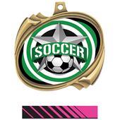 Hasty Soccer All-Star Insert Hurricane Medals