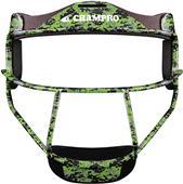 Champro The Grill Softball Fielders Camo Face Mask