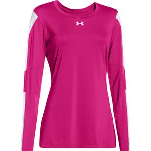 7c5c8fd40ea Under Armour Womens Custom Volleyball Block Party Jersey - Volleyball  Equipment and Gear